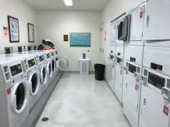 Laundry. $1.25 per load.