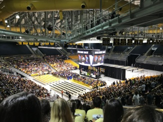 Black and Gold Convocation
