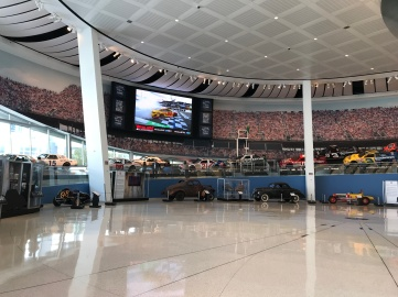 NASCAR Hall of Fame (2)