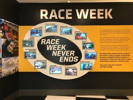 NASCAR Hall of Fame (4)