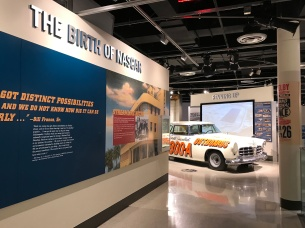 NASCAR Hall of Fame (8)