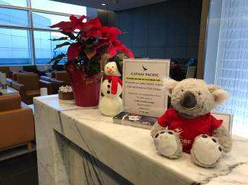 Cathay Pacific Lounge (2)